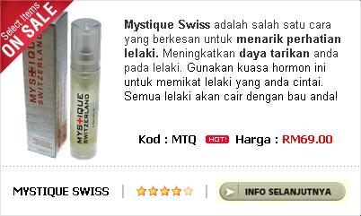 MYSTIQUE-SWISS
